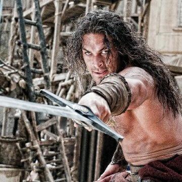 Jason Momoa in Conan the Barbarian: http://www.newmovieshouse.com/2011/Conan-the-Barbarian/