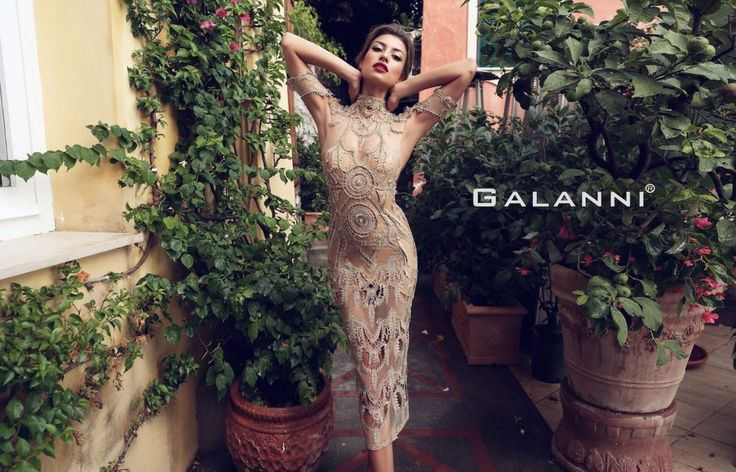 GALANNI ® Carmela | Made-To-Order | By Appointment Only