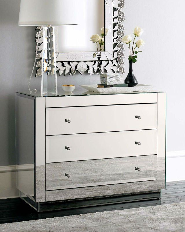 modern dresser with mirror modern design wall mirror wall decor glass mirror 16365
