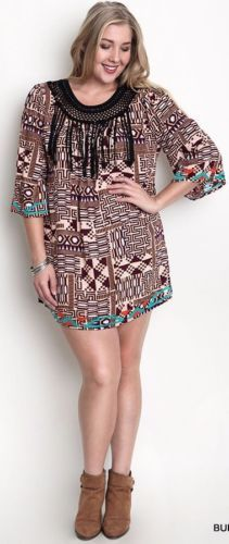 15 best tribal fashion: plus size edition images on pinterest