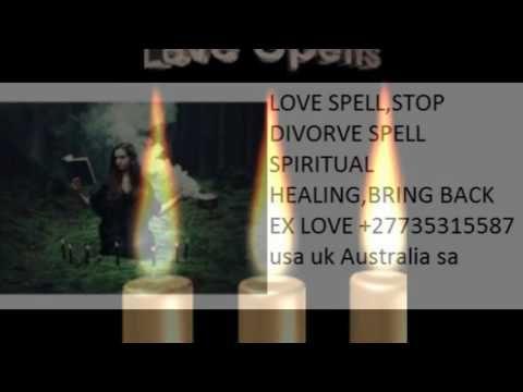 Herbalist Healer and Lost Love spell caster Mama Zariyah +27735315587 us...