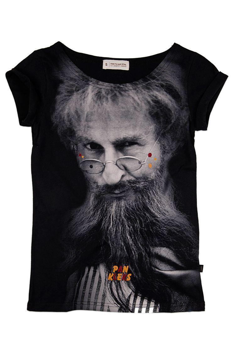 Pan Kleks damska koszulka | Pan tu nie stał