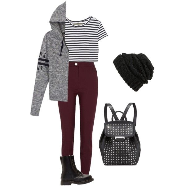 edgy highschool outfit – Clothing