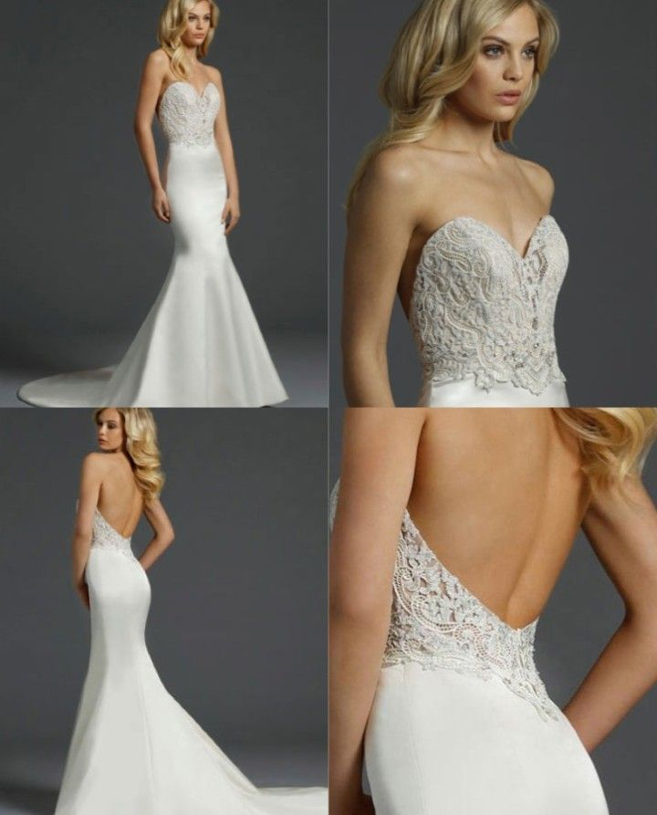 Romanic Alvina Valenta Wedding Dresses 2014 Fall Collection: http://www.modwedding.com/2014/10/12/romanic-alvina-valenta-wedding-dresses-2014-fall-collection/ #wedding #weddings #wedding_dress