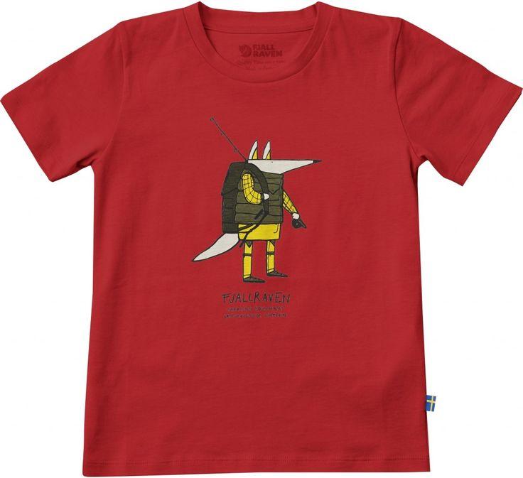 Fjellreven Kids Trekking Fox T-shirt - Barn