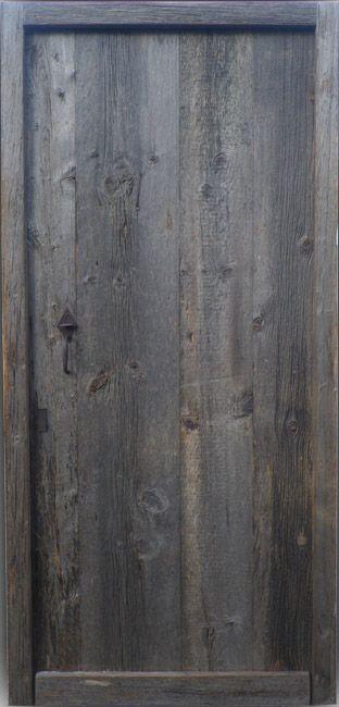 9 best Porte du0027entrée en vieux bois images on Pinterest Entrance - dimensions porte d entree