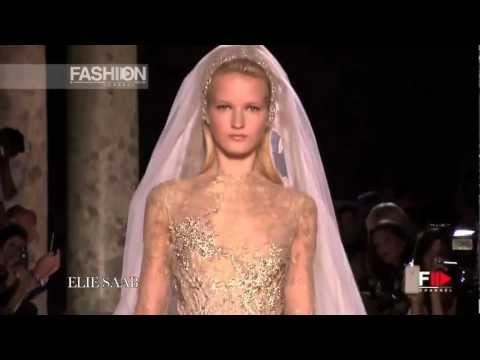 """SPECIAL BRIDE"" Autumn Winter 2012 2013 by FashionChannel IN LOVE"