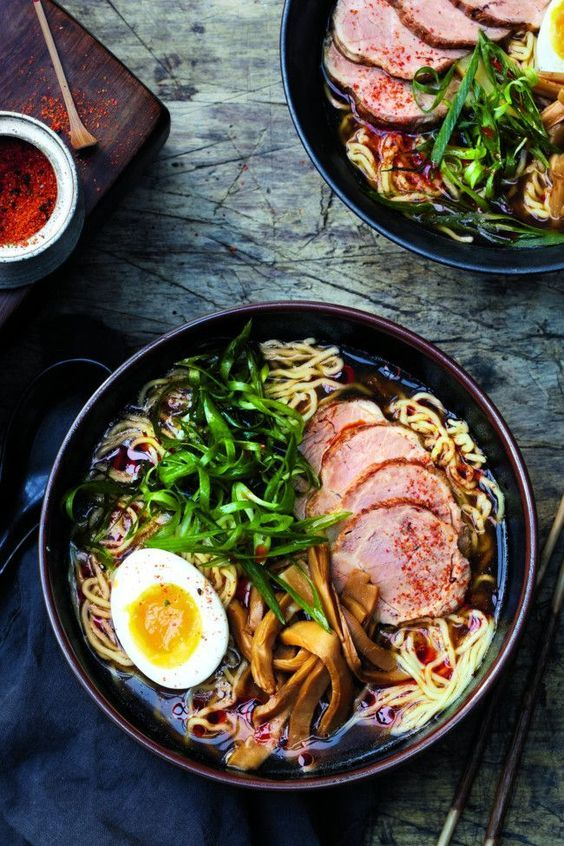 Easy Ways To Upgrade Your Instant Ramen Game