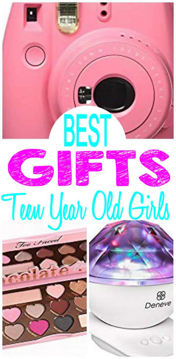 Ready for the BEST teen girls gifts? TOP gifts teen girls will love