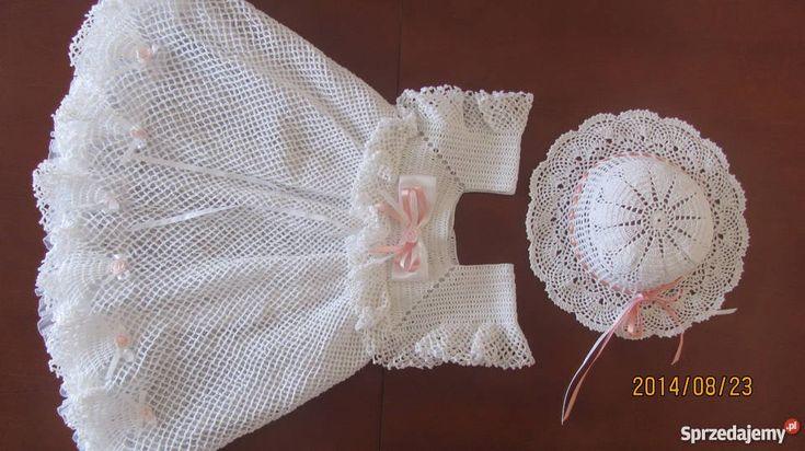 Śliczne sukienki na szydełku robię na wymiar - NOWE !!!! Żory - Sprzedajemy.pl