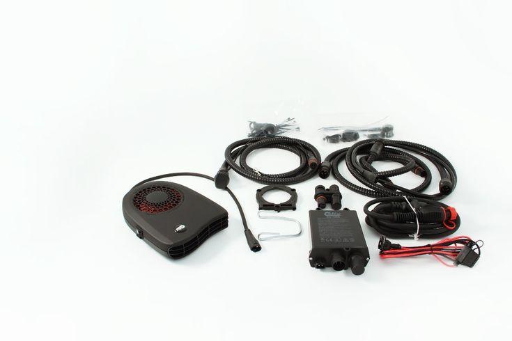 Sada comfort 1200 BC1205 obsahuje sadu kabelů MKMS, rozšiřovací sadu GL, předehřev kabiny Wave Line a nabíječ baterie BC1205.