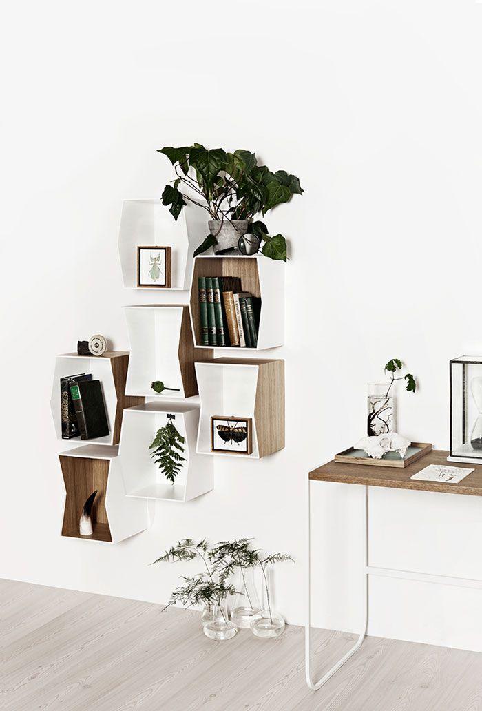Snygga vägghyllor från MUNK Collective | NordicDesign