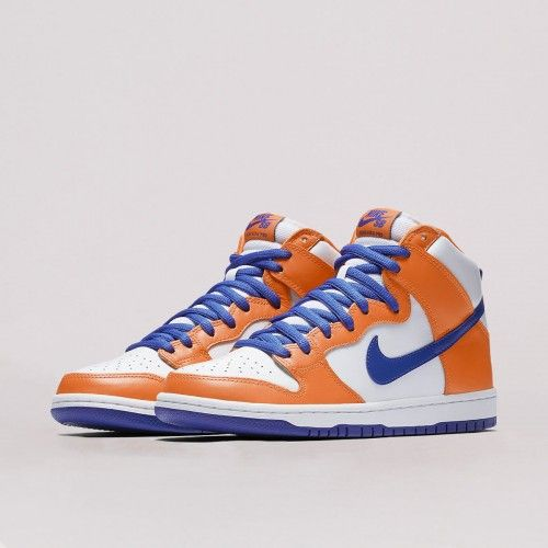 Nike SB Dunk High SUPA TRD Safety Orange