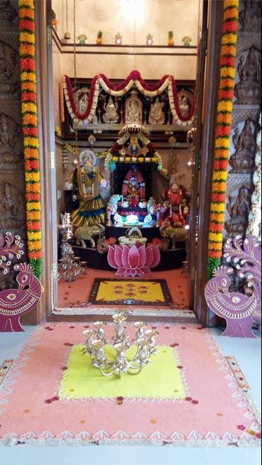 135 Best Pooja Room Ideas Images On Pinterest Altars Hindus And Mandir Design