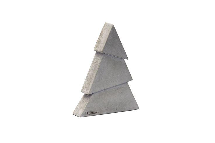 Choinka SMALL DIAGONAL z betonu