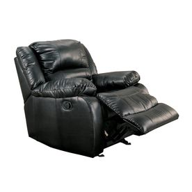 Coaster Fine Furniture Black Recliner Chair
