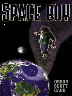 Cover image for Space Boy