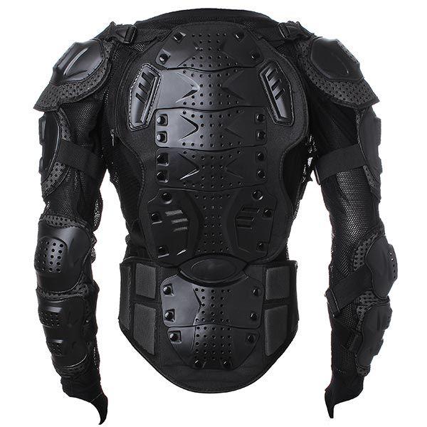 Motocross Racing Motorcycle Armor Skydds Jacket Racing Kropps Gears - US $ 39,99