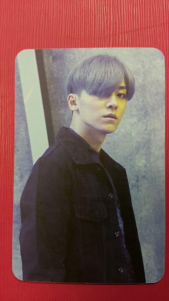 TEENTOP L.JOE #1 Natural Born Official Photocard 6th Album Teen Top