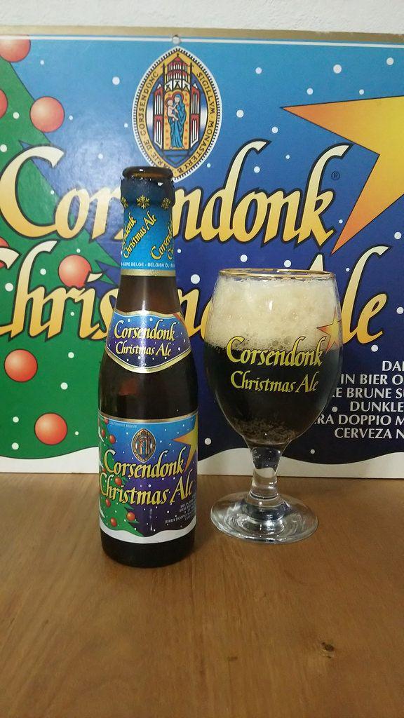 Corsendonk Christmas Ale Corsendonk Christmas Ale Alc.81%Vol. e25cl Brouwerij Corsendonk Slachthuisstraat 27 B-2300 Turnhout