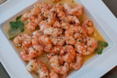 These spot prawns from Alaska are divine. If you love lobster, order some and use this recipe. It is so simple to make.