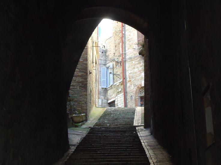 Perugia, Umbria, Italy March 2013