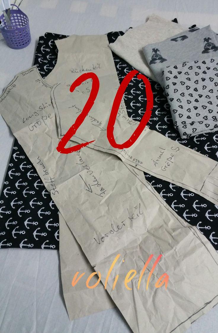 Schnitt von einem Kleidungstück abnehmen - In 20 Schritten zum eigenem Schnittmuster