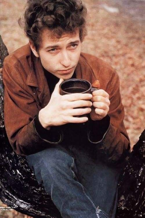 Bob Dylan - INFP Personality Type #CupOfCoffee