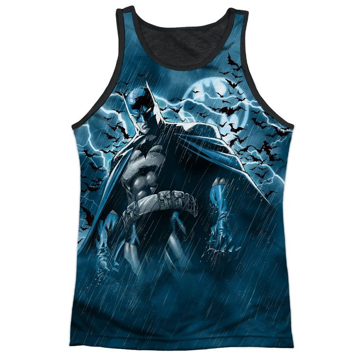 "Checkout our #LicensedGear products FREE SHIPPING + 10% OFF Coupon Code ""Official"" Batman/stormy Knight-adult Poly Tank Top T- Shirt - Batman/stormy Knight-adult Poly Tank Top T- Shirt - Price: $24.99. Buy now at https://officiallylicensedgear.com/batman-stormy-knight-adult-poly-tank-top-shirt-licensed"