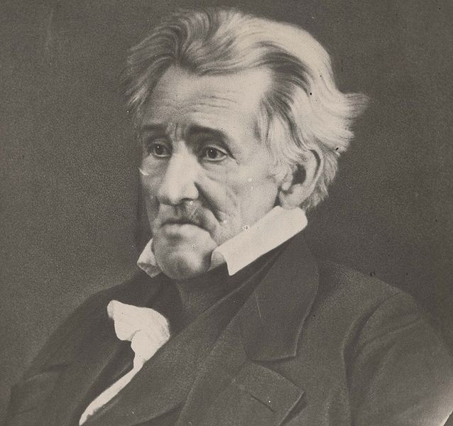 a look at andrew jackson and his policies A look at andrew jackson his opponents called him king andrew i due to his use of the veto and his implementation indian removal policy led to a shameful.