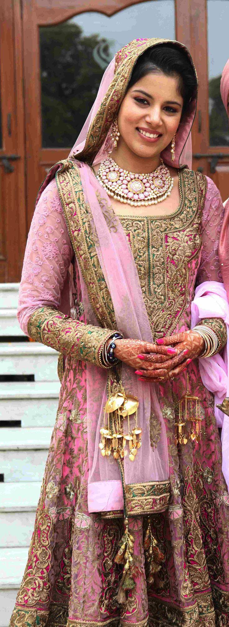 P Real Brides: Meet Japnit!