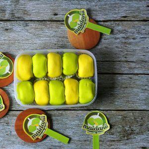 jual pancake durian maidanii di palembang