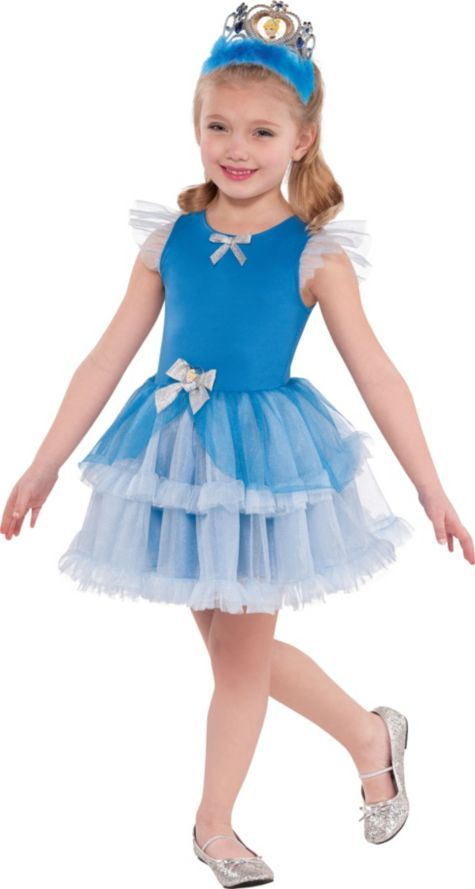 S Tutu Cinderella Costume Party City Kindergarten Tutus For