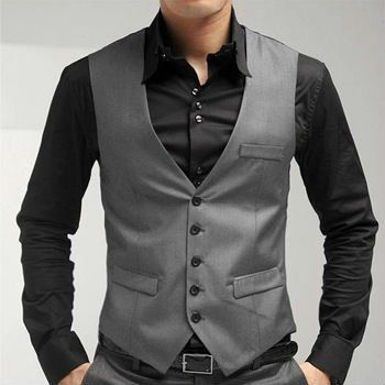 The monochrome look of a black tuxedo shirt with a black tuxedo jacket and black tuxedo pants is a hot Hollywood look! Black tuxedo shirts are also very popular among students during prom season.