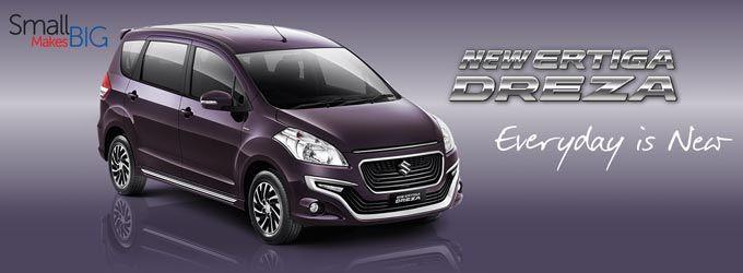 Spesifikasi Harga Suzuki New Ertiga Dreza GS Surabaya