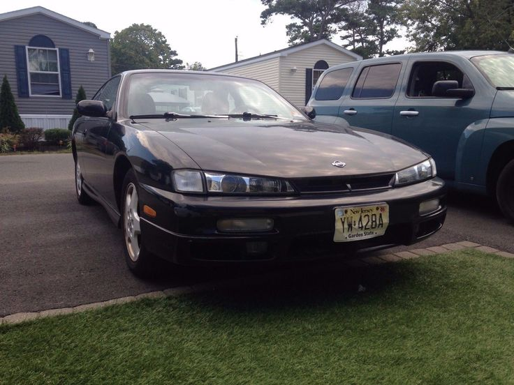 Awesome Awesome 1998 Nissan 240SX SE Coupe 2-Door 1998 Nissan 240SX SE Coupe 2-Door 2.4L KOUKI 95,000 2018