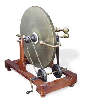 how to make an electrostatic generator wimshurst