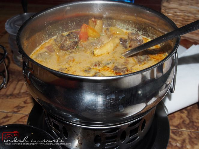 Indonesian Food: Soto Betawi #wonderfulindonesia #betawi #soto #food