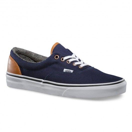 #vans #vansotw #vansoffthewall #vansshoes #skateshoes #shoes #chaussures VANS ERA 59 C&L dress blues tweed chaussures hommes 75,00 € #skate #skateboard #skateboarding #streetshop #skateshop @playskateshop