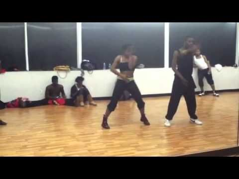 Marques Houston - naked choreography