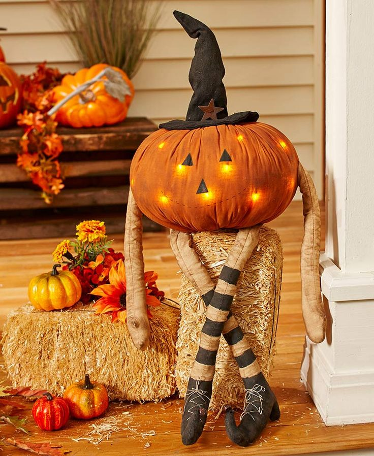 Best 25+ Outdoor halloween decorations ideas on Pinterest ...