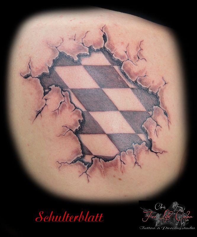 Schulterblatt #tattoorosenheim #chris #tattoochris #christattoo #forlifecolor #tattooraubling #ink #instatattoo #nofilter #instagood #3D #bayern #bayernliebe #heimat #blackandgrey #rosenheim #raubling #tattoo #tattoos #liked #tattoolife #tattoolovers #tattooart #tattooed #artistchris #artist #tattooartist