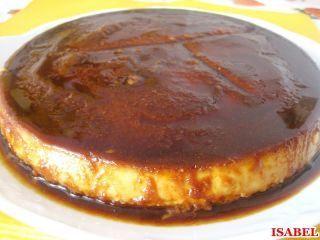 Flan de galletas de mariluz - Receta Petitchef