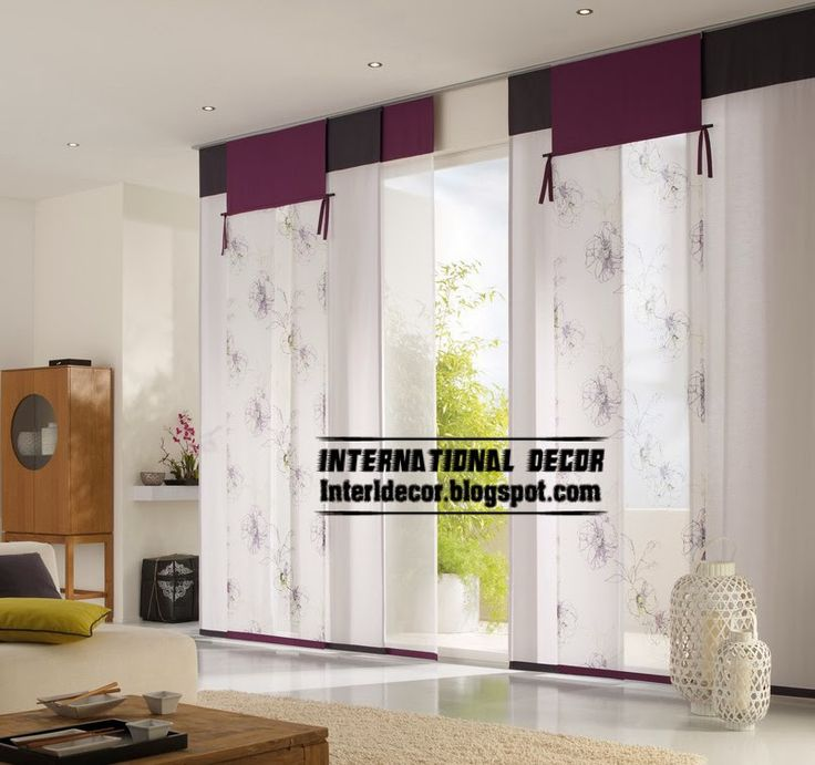 The Largest Catalog Of Fashionable And Trendy Japanese Curtains 2015 Or  Japanese Style Curtains And Blinds For Interior Windows And Doors, ...