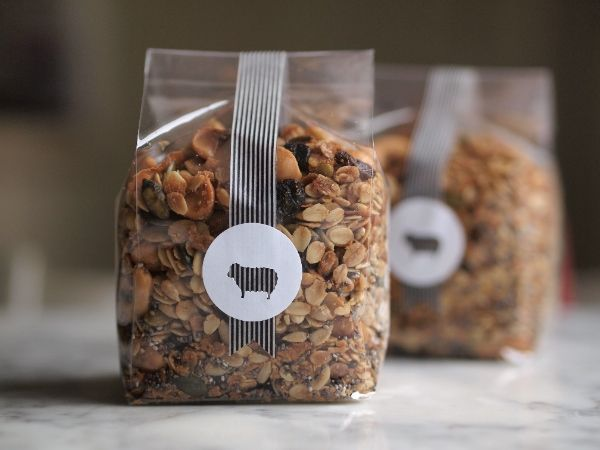 Pantry Basics: Homemade Granola Master Recipe  this sounds sooo good, thinking what eles can i add...