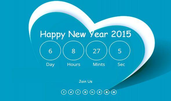 Happy New Year One Page Blogger Template é um template blogger para blog em construção e etc. Com layout atraente, Happy New Year One Page tem 1 coluna, sem sidebar, widget temporizador contagem regressiva, botões de redes sociais e muito mais.