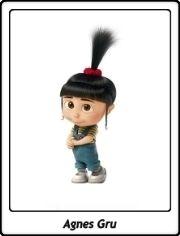 Agnes Gru / Gru, mi villano favorito / Despicable Me / Los Minions / The Minions / Illumination / Pierre Coffin / Chris Renaud