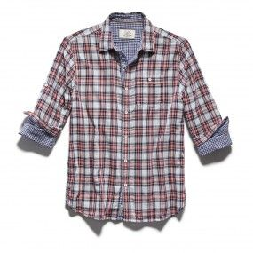 FLAG & ANTHEM - Men's Livingston Double Layer Shirt