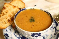 RECIPES::Starters and Soups::Bacon and Turnip Soup