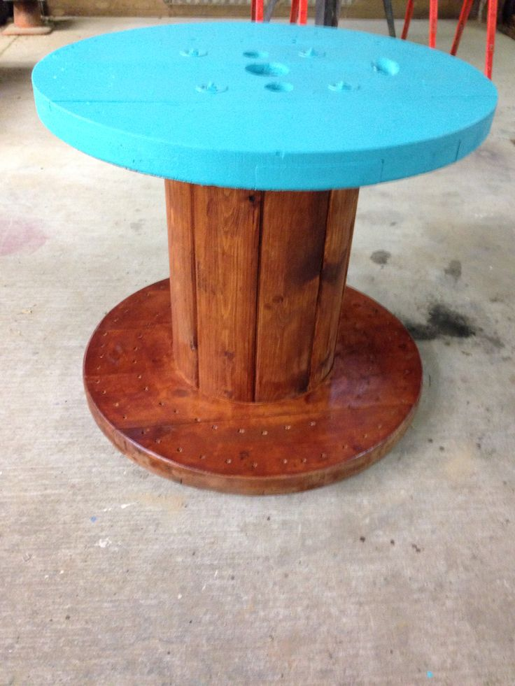 1000 images about wire spool tables on pinterest cable for Large wooden spools used for tables